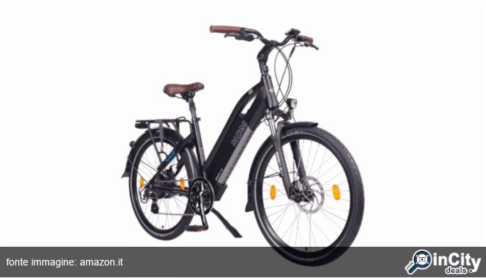 Bici elettrica: recensione sulla NCM Milano